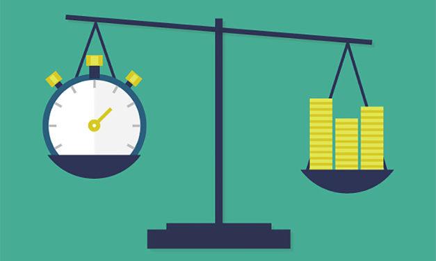 O Financeiro CONTRA o Tempo? Ou o tempo a FAVOR do Financeiro?