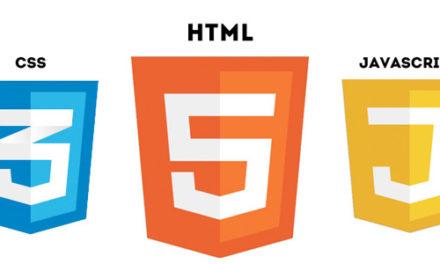 HTML, CSS e Javascript – Entendendo melhor a base da programação Front-End